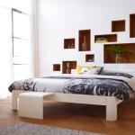 Få fred i sindet i en god seng (foto sengespecialisen.dk)